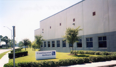 Northwest Plaza Houston is representative of J. A. Billipp's Partmeship development projects.